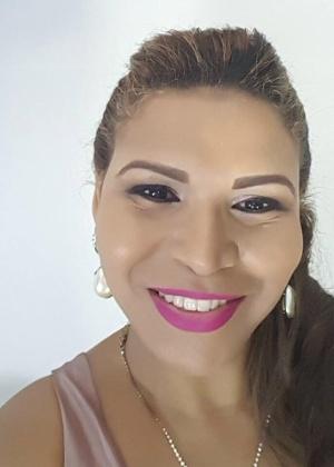 Michelle Araújo estava grávida de 8 meses quando foi baleada na cabeça