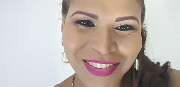 Michelle Araújo estava grávida de 8 meses quando foi baleada na cabeça na manhã deste sábado (13), em uma tentativa de assalto, na Baixada Fluminense, no Rio de Janeiro