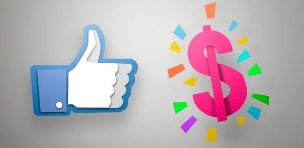Facebook gera dinheiro com dados de usuários