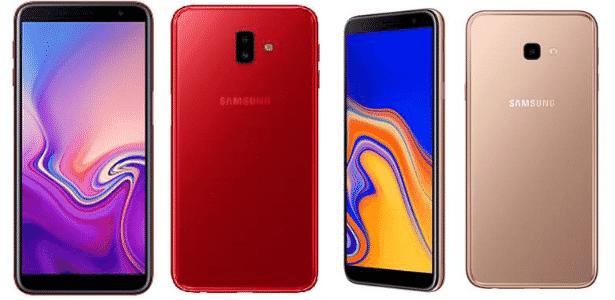 Modelos têm tela do mesmo tamanho que a do Samsung Galaxy J8 - Divulgação