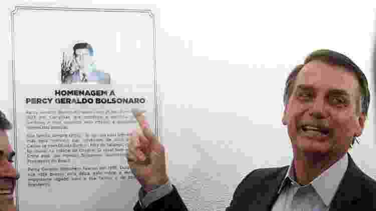 Bolsonaro inaugura escola no Rio - Fábio Motta/Estadão Conteúdo - Fábio Motta/Estadão Conteúdo