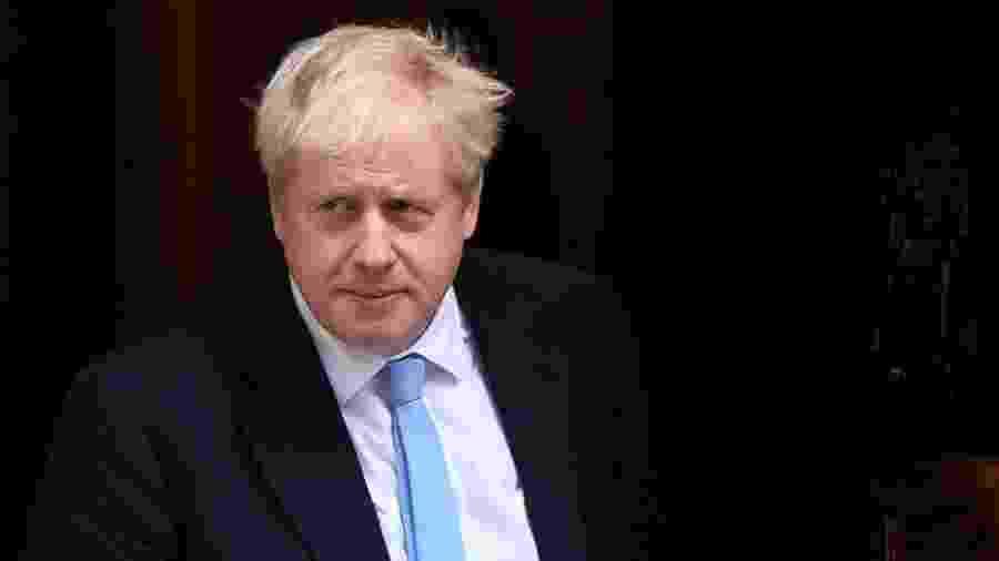 """Primeiro-ministro Boris Johnson disse ter chegado a um """"ótimo novo acordo"""" sobre o Brexit - PA Media"""
