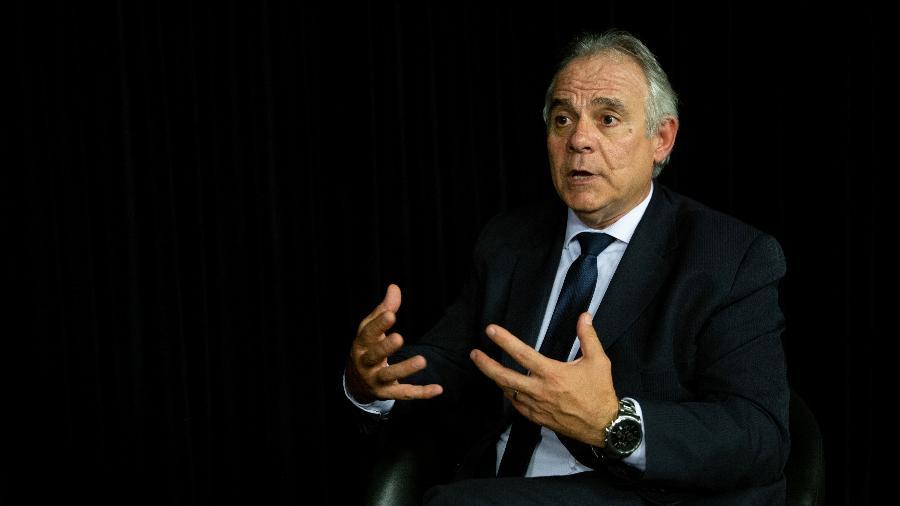 O presidente da Abrapp, Luís Ricardo Martins, afirma que brasileiros precisarão poupar para ter uma velhice tranquila - Kleyton Amorim/UOL