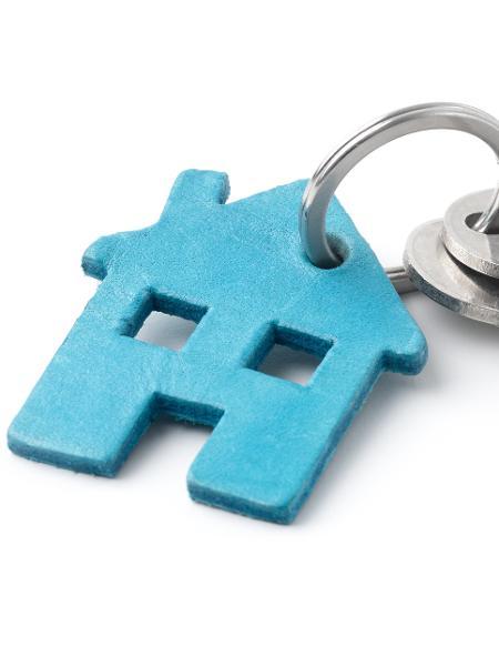 Chave, casa própria, imóvel, financiamento imobiliário - Getty Images/iStockphoto/esolla