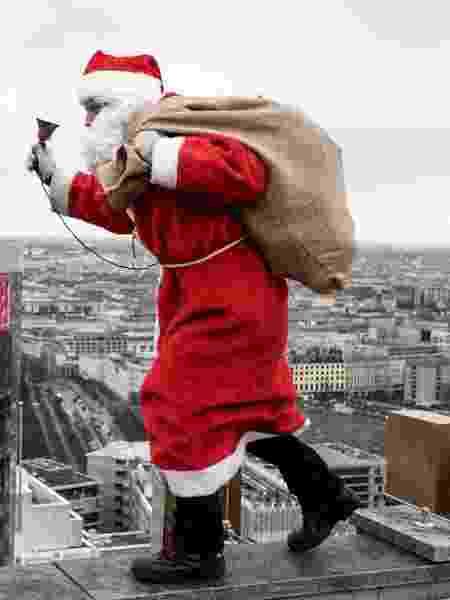 Imagem meramente ilustrativa de Papai Noel - Carsten Koall/Getty Images