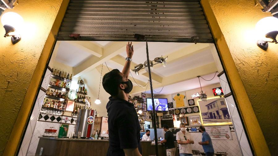Bares e restaurantes programam manifestações para esta quarta-feira - Marcelo D. Sants/Framephoto/Estadão Conteúdo