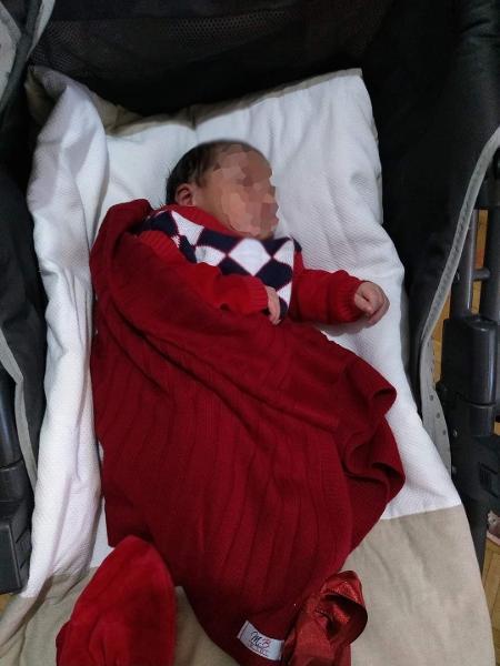 Bebê de 17 dias morreu em decorrência da covid-19 - Reprodução/Facebook