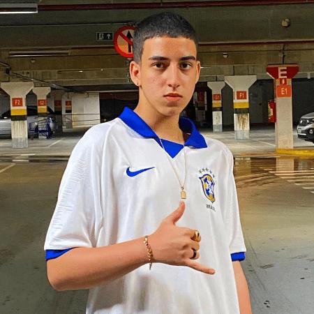 Davi Alonso Duarte, de 16 anos, desapareceu na tarde de sábado (18); ele disse aos pais que iria a evento em igreja - Reprodução/Facebook