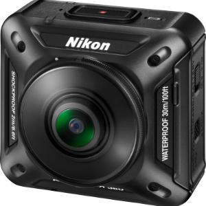 A Nikon lançou a KeyMission 360, que filma em 360°