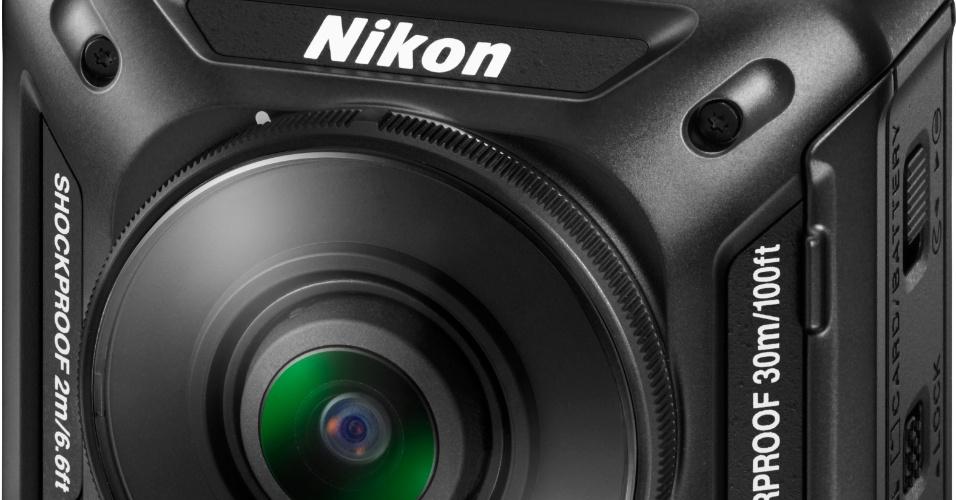 A conhecida fabricante de câmeras profissionais Nikon lançou a KeyMission 360, com tamanho compacto e duas lentes em lados opostos do corpo, e que também filmará em 4k. Ainda não foram anunciados mais detalhes, como especificações, preços e datas de lançamento. A câmera de ação entra para concorrer com a GoPro