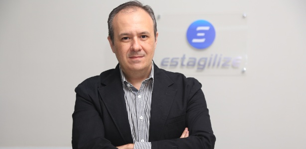 Aristides Ianelli Junior, fundador da Estagilize, quer crescer por franquias