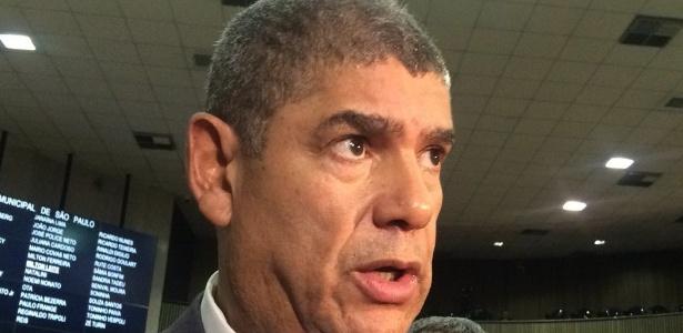 Milton Leite foi eleito presidente da Câmara Municipal de São Paulo