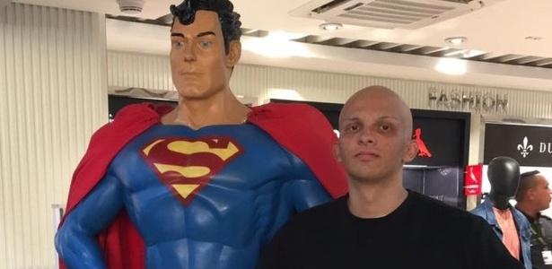 Gerardo Soares Filho, de 18 anos, descobriu um câncer ao fazer teste de gravidez