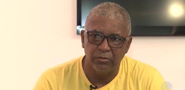 O comandante da Cavalo Marinho 1, Osvaldo Barreto, 52, falou pela 1ª vez após naufrágio - Reprodução/TV Bahia