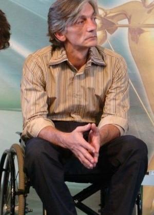 Alberto Torregiani ficou paraplégico após ser baleado na coluna em ataque a joalheiro comandado por Cesare Battisti na Itália