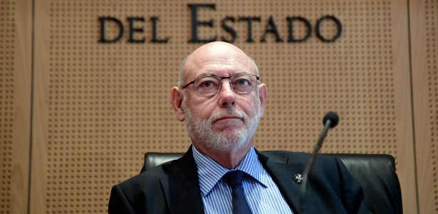 O procurador-geral da Espanha, José Manuel Maza, iria participar de uma reunião na capital argentina