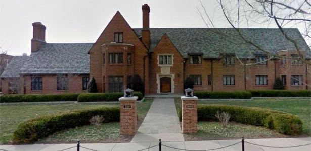 A fraternidade Sigma Alpha Epsilon (SAE), uma das maiores e mais ricas dos Estados Unidos