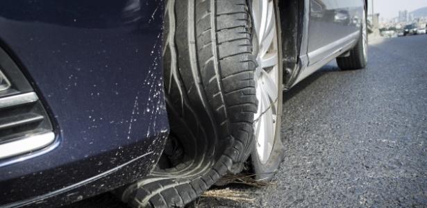 O francês é acusado de ter furado mais de 6.000 pneus de carros
