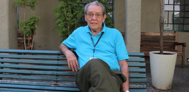 O professor Elisaldo Carlini estuda a maconha há décadas na Unifesp - José Luiz Guerra /Imprensa-Unifesp