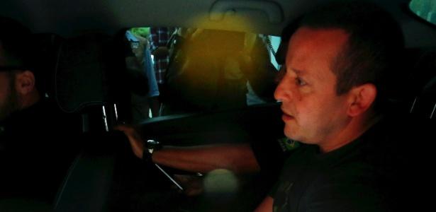 13.mar.2018 - O delegado Marcelo Martins, diretor do Departamento Geral de Polícia Especializada do Rio, foi preso