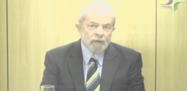 Lula presta depoimento por videoconferência ao juiz Marcelo Bretas no último dia 5