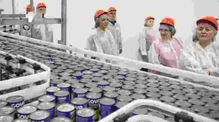 Nos últimos anos, Goya abriu cinco fábricas e centros de distribuição - Goya - Goya
