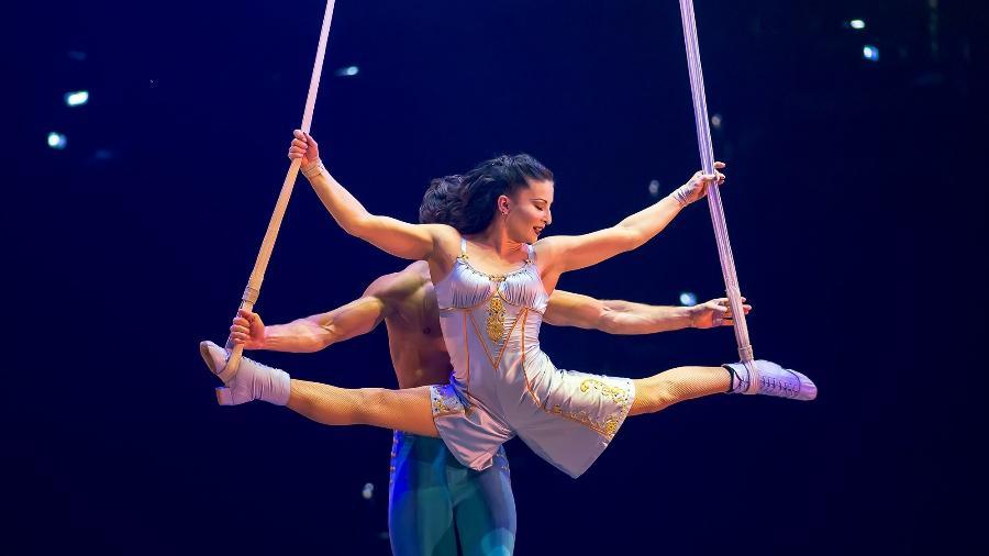 A sensação única de pertencimento do Cirque du Soleil - Divulgação