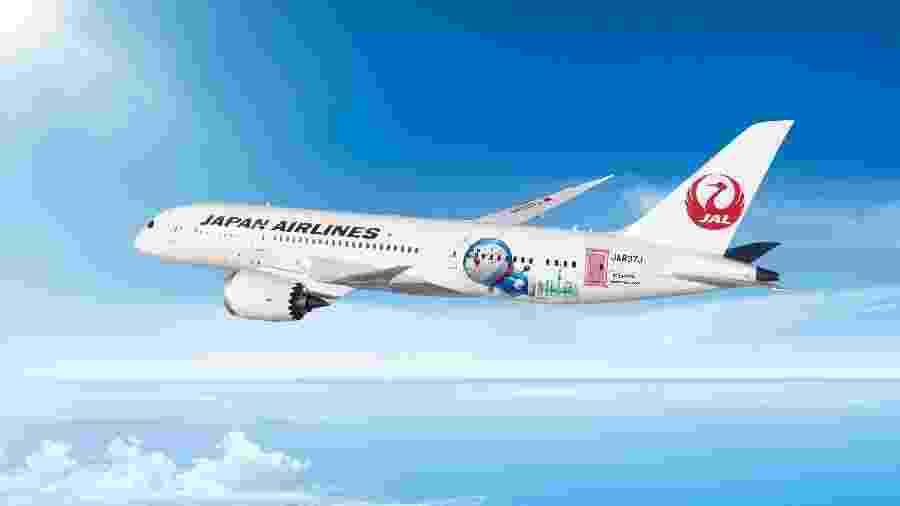 Japan Airlines - Divulgação