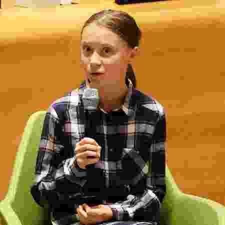 Greta Thunberg - CARLO ALLEGRI/AFP
