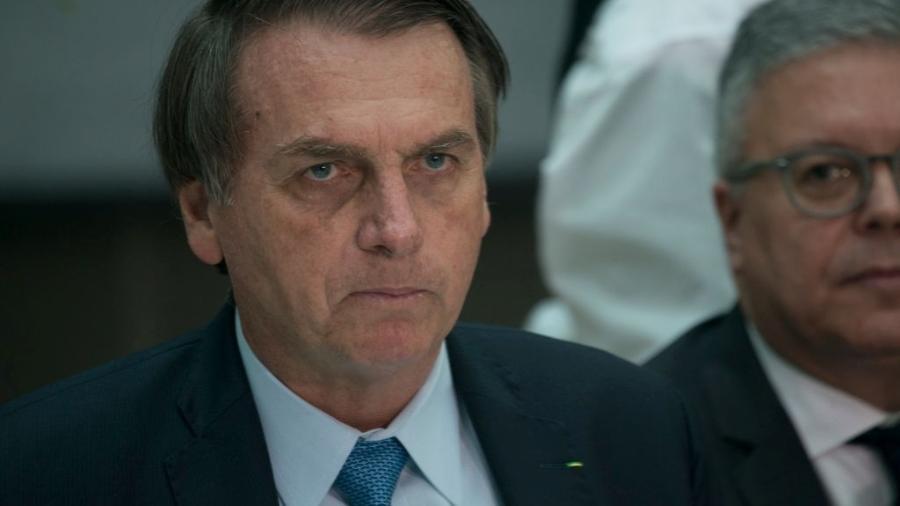 Jair Bolsonaro  - Mario De Fina/NurPhoto via Getty Images