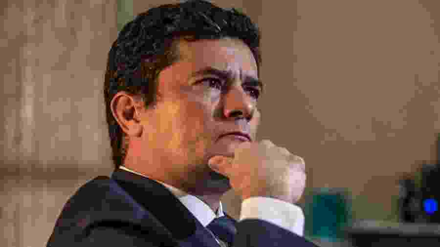 O ex-ministro Sergio Moro - Andre Coelho/Getty Images
