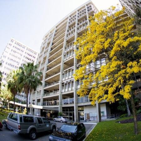 Fachada da UERJ (Universidade do Estado do Rio de Janeiro); Universidade decidiu adiar o vestibular - Divulgação/UERJ