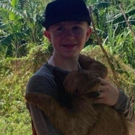 Linden Cameron, de 13 anos, foi baleado pela polícia - Reprodução/GoFoundMe