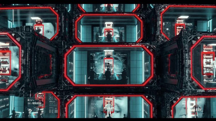 Cena de O Dilema das Redes (2020) - Reprodução - Reprodução