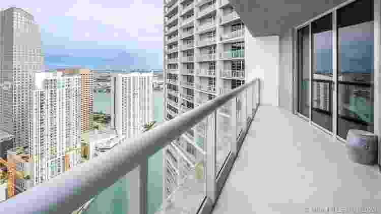 Empresário Márcio Ayres comprou apartamento em Miami quando o câmbio era de R$ 1,80 para cada dólar - Divulgação - Divulgação