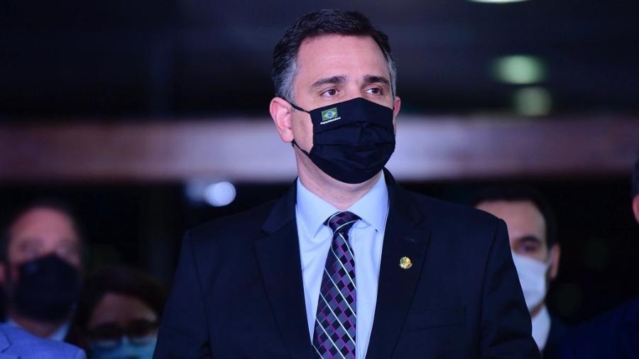 Presidente do Senado, Rodrigo Pacheco - Marcos Brandão/Senado Federal