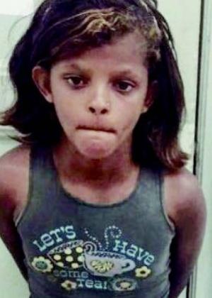 Tatiana Cristina da Silva não costumava ser abordada por policiais por sua aparência de criança