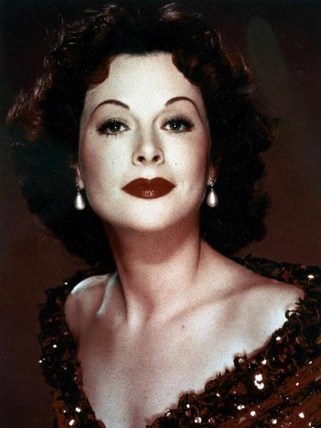 Atriz Hedy Lamarr - AFP
