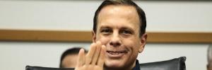 Doria: Sem apoio do PSDB, governabilidade de Temer deixa de existir (Foto: Aloisio Mauricio/Fotoarena/Estadão Conteúdo)