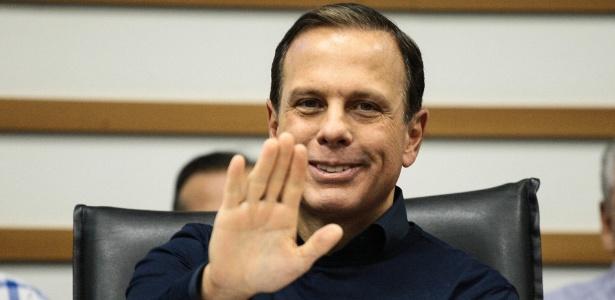 Doria em evento do PSDB neste sábado (24)