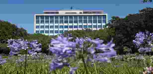 Campus da Cidade Universitária da USP, no Butantã, zona oeste de São Paulo - Marcos Santos/USP Imagens