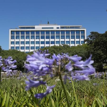 Campus da Cidade Universitária da USP no Butantã, em São Paulo. - Marcos Santos/USP Imagens