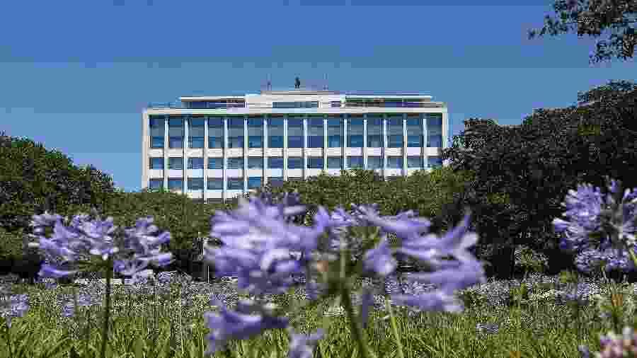 Prédio da reitoria da USP (Universidade de São Paulo) no campus Cidade Universitária, no Butantã - Marcos Santos/USP Imagens