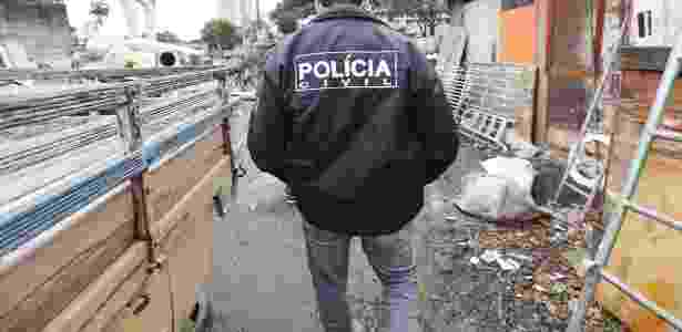 Crimes que mais levaram policiais civis de São Paulo à prisão em 2017 foram: associação ao tráfico, corrupção, organização criminosa, extorsão e embriaguez em volante - Moacyr Lopes Junior/Folhapress