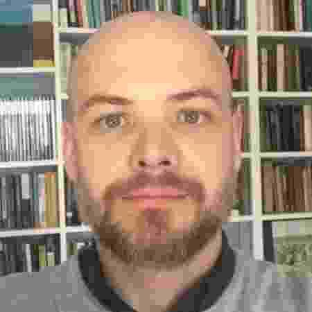 David Doyle - Arquivo pessoal - Arquivo pessoal