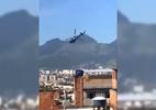 Alemão: moradores relatam tiros de helicópteros; polícia apreende drogas - Reprodução/Redes Sociais
