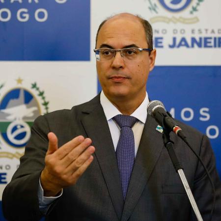 O governador do Rio, Wilson Witzel (PSC) - André Melo Andrade/Am Press & Images/Estadão Conteúdo
