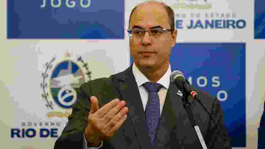Wilson Witzel (PSC-RJ), governador do Rio de Janeiro - André Melo Andrade/Am Press & Images/Estadão Conteúdo