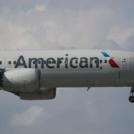 A American disse que planeja voar por mais de 150 novas rotas, já que as pessoas viajam cada vez mais por lazer - Joe Raedle/Getty Images