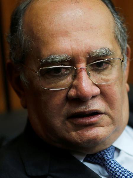 """Gilmar Mendes: o ministro que já disse achar que o STF """"deve a Lula um julgamento justo""""  - Adriano Machado/Reuters"""